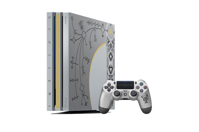 God of War PS4 Pro