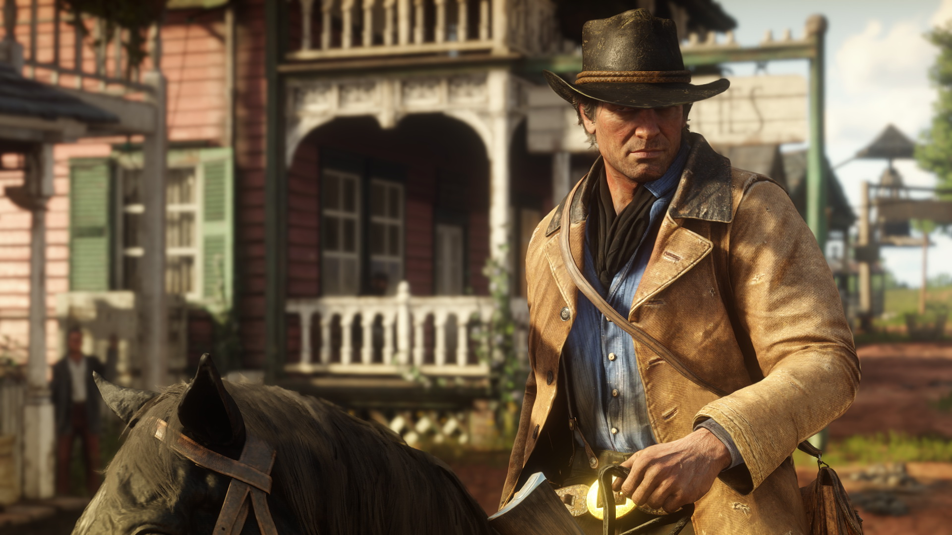 Red Dead Redemption 2 Gets New Screenshots Highlights the Game's World
