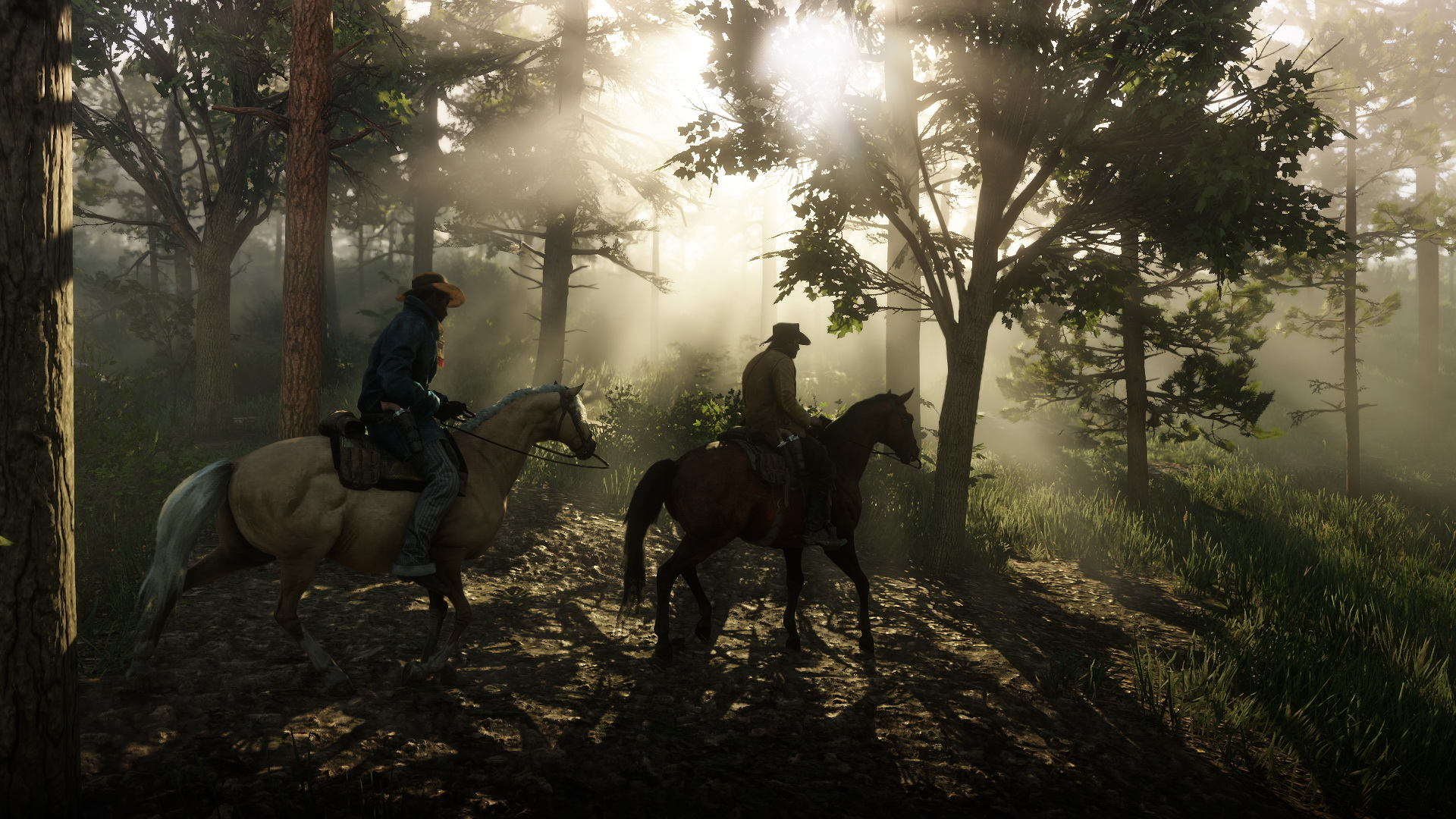 Rockstar Releases More Red Dead Redemption 2 Screenshots