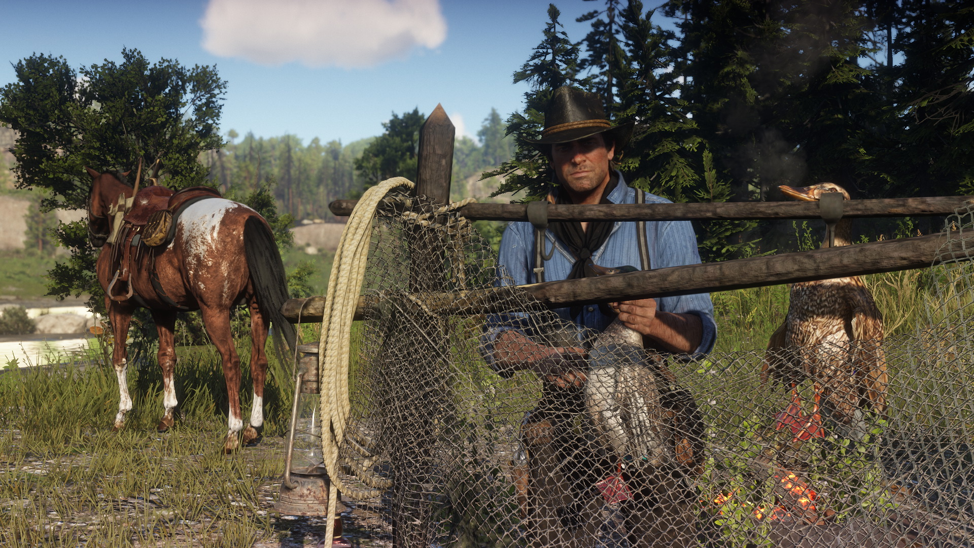Rockstar Games Releases Several New Screenshots For Red Dead Redemption 2