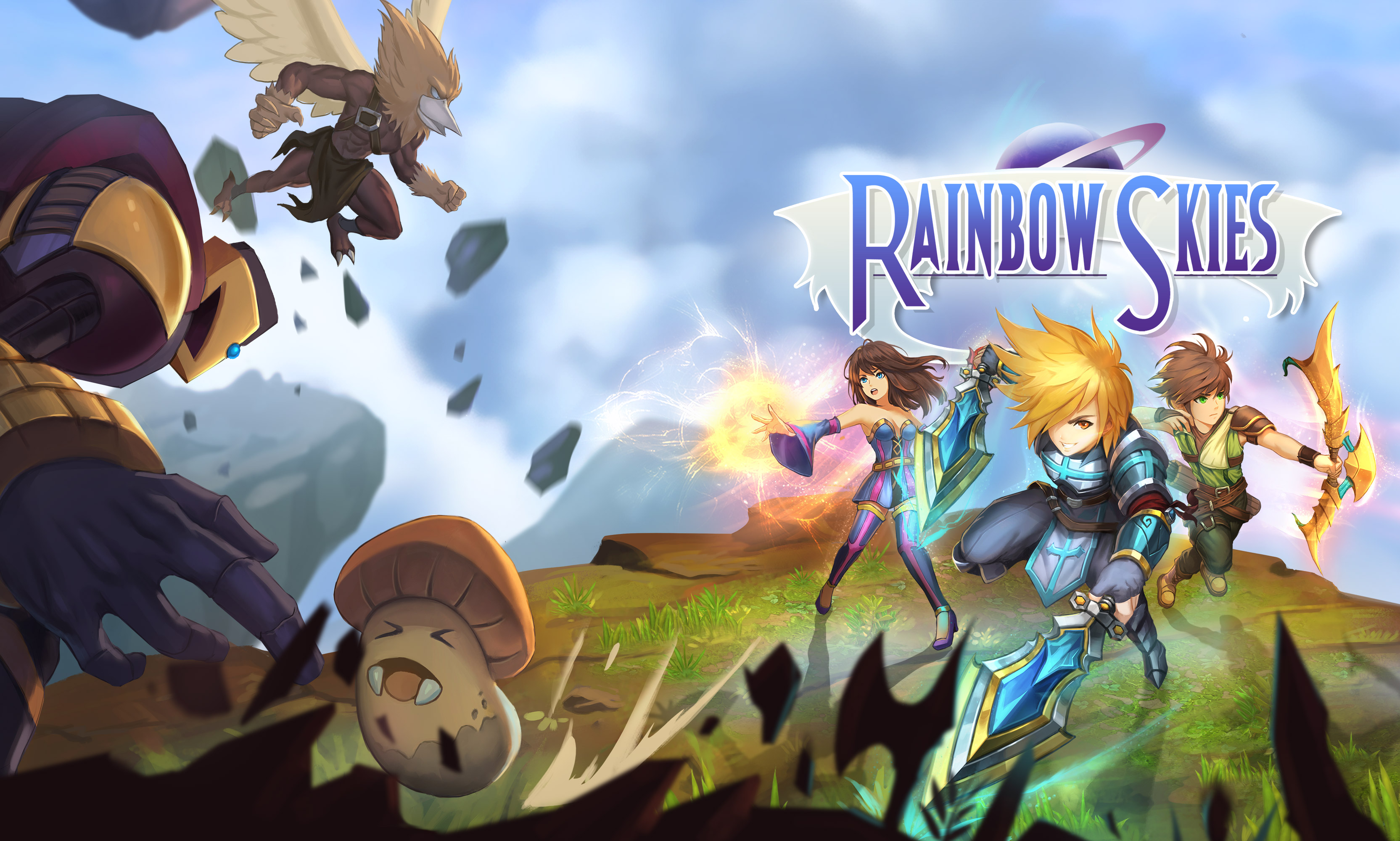 Rainbow Skies Group
