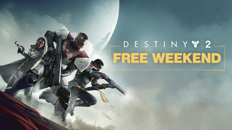 Destiny 2 Free Weekend