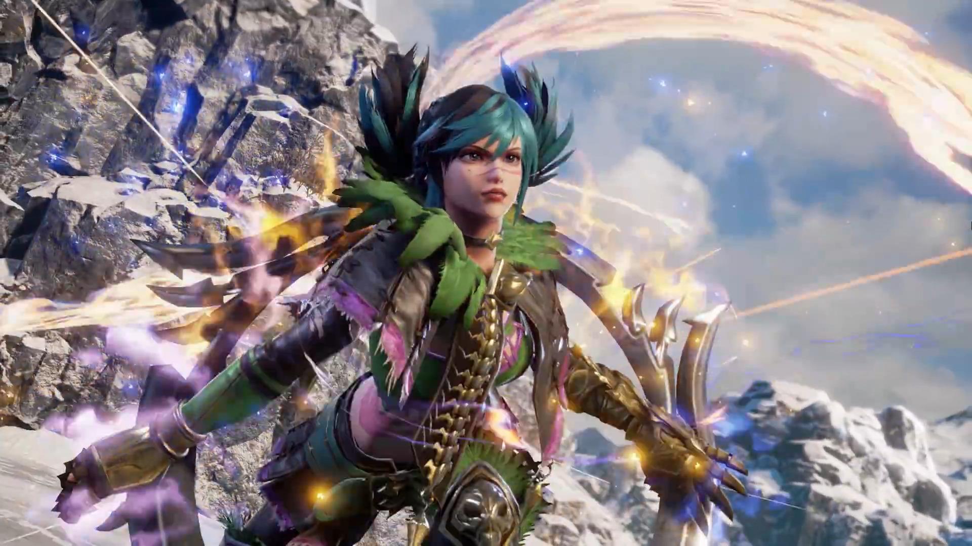 Soulcalibur VI Producer Explains Tira DLC Decision - PSX Extreme