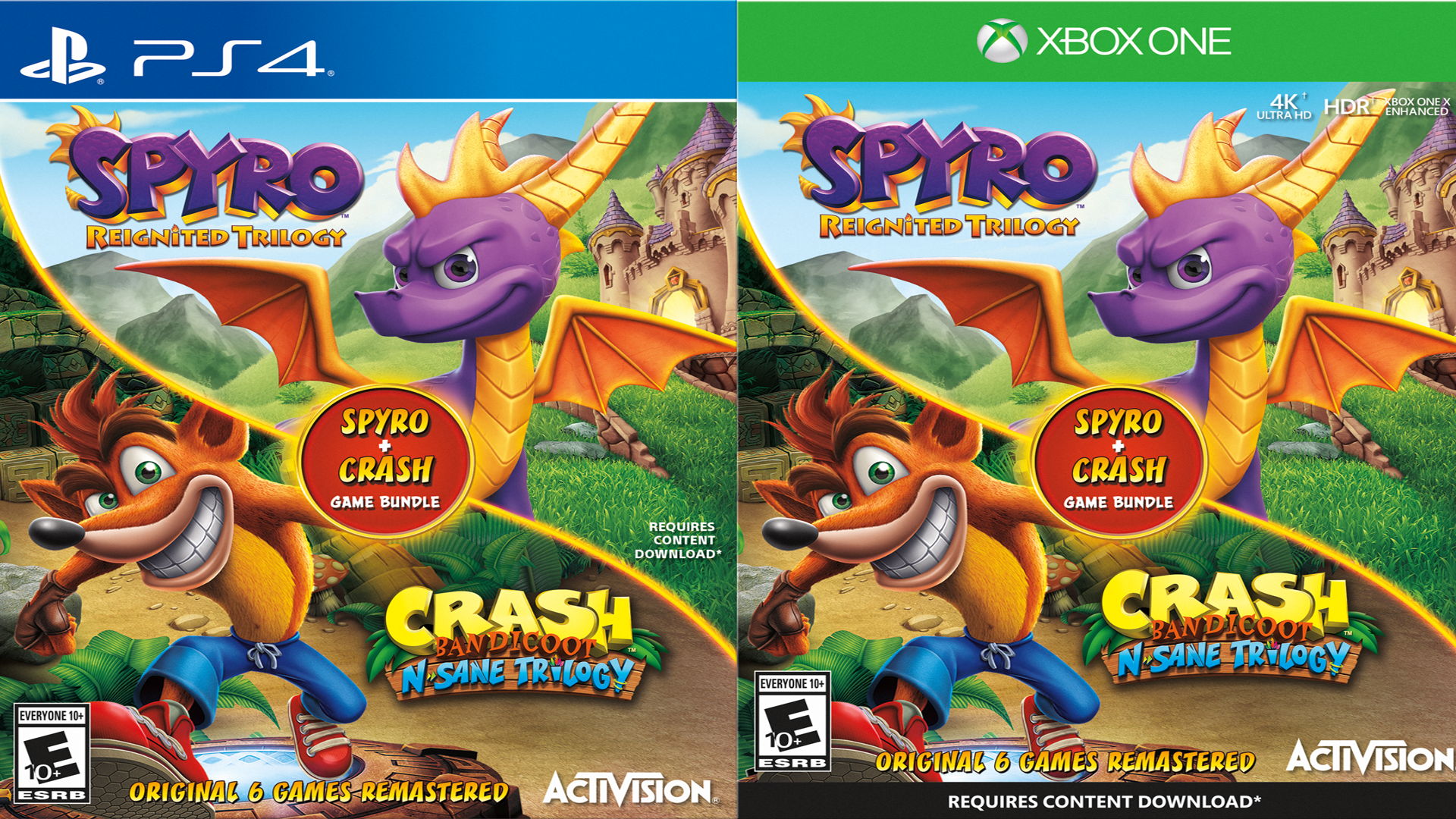 Bundle-Crash-Spyro