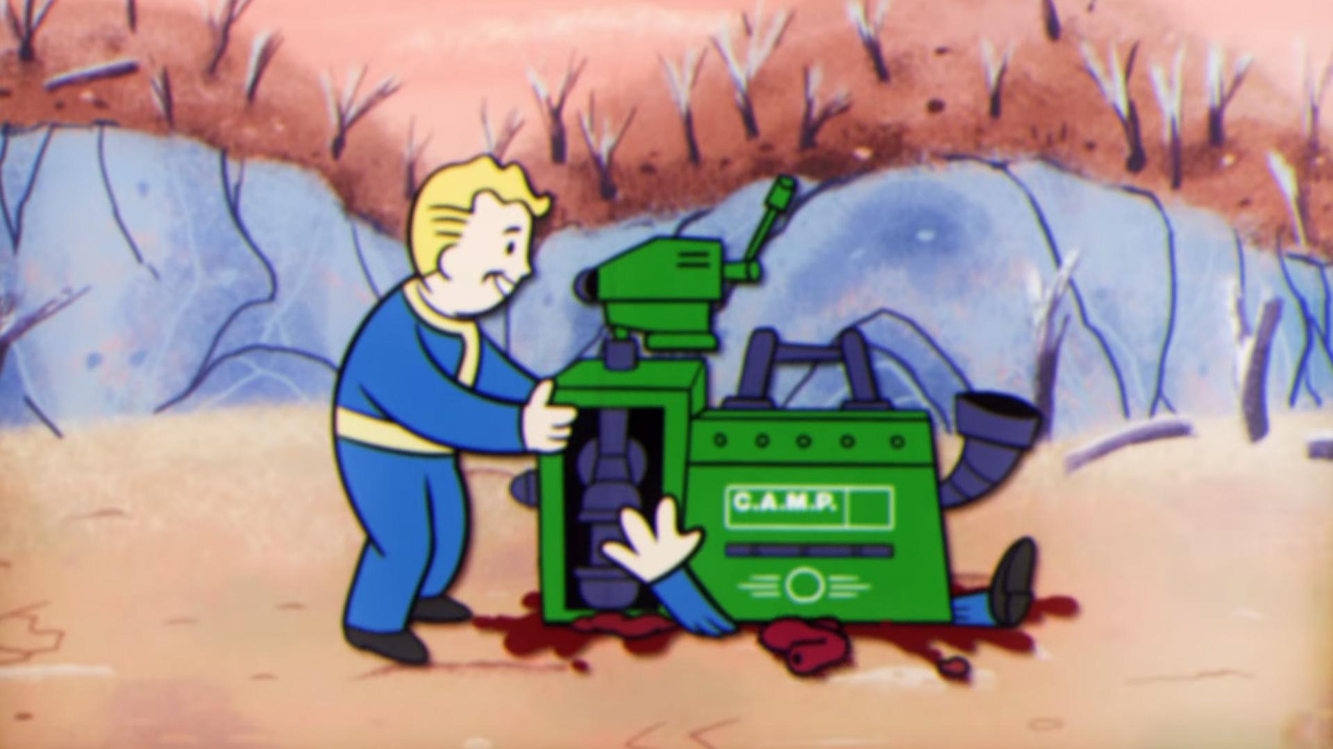 Fallout 76 Atomic Store