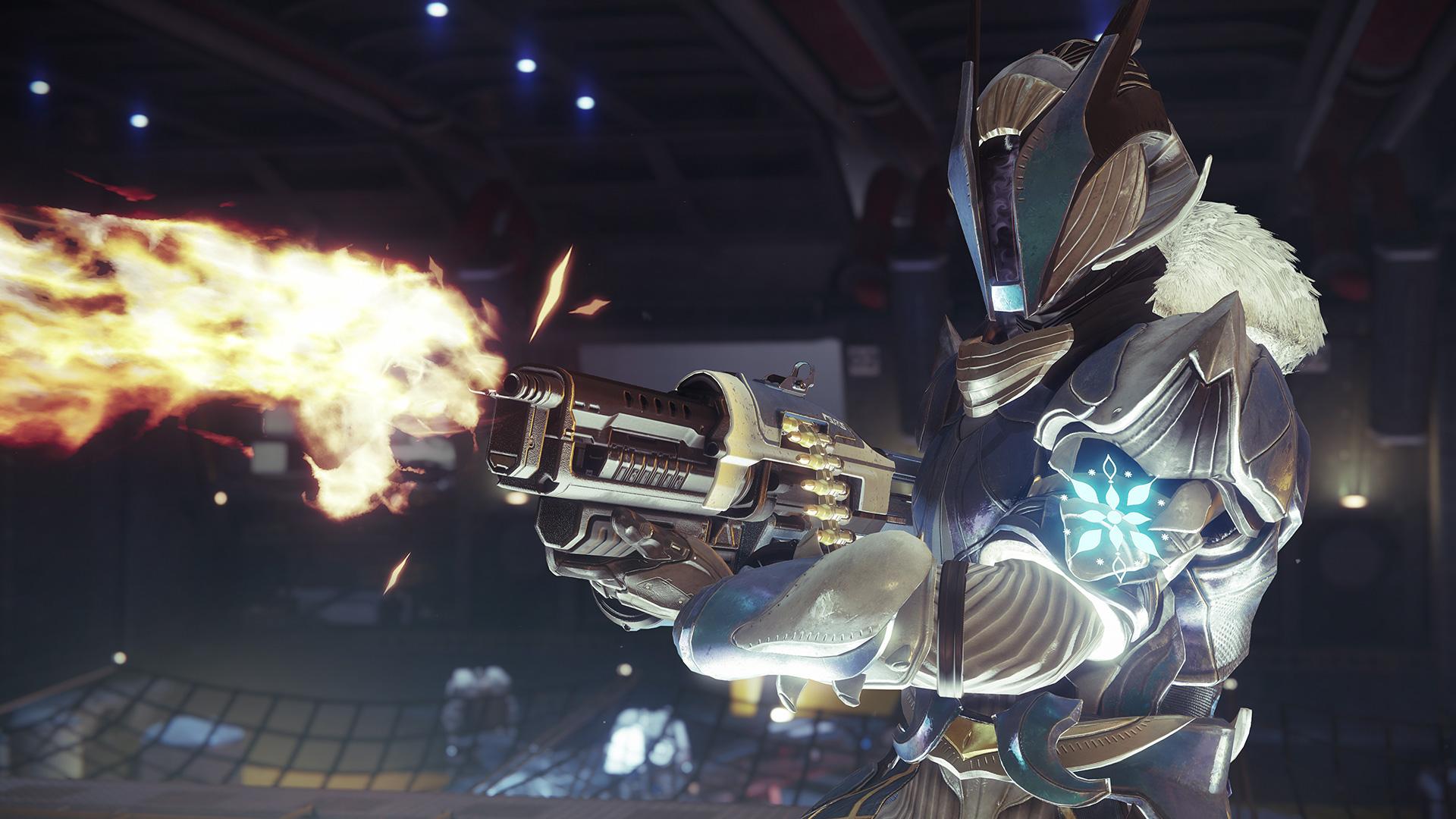 Destiny 2: New Light is coming
