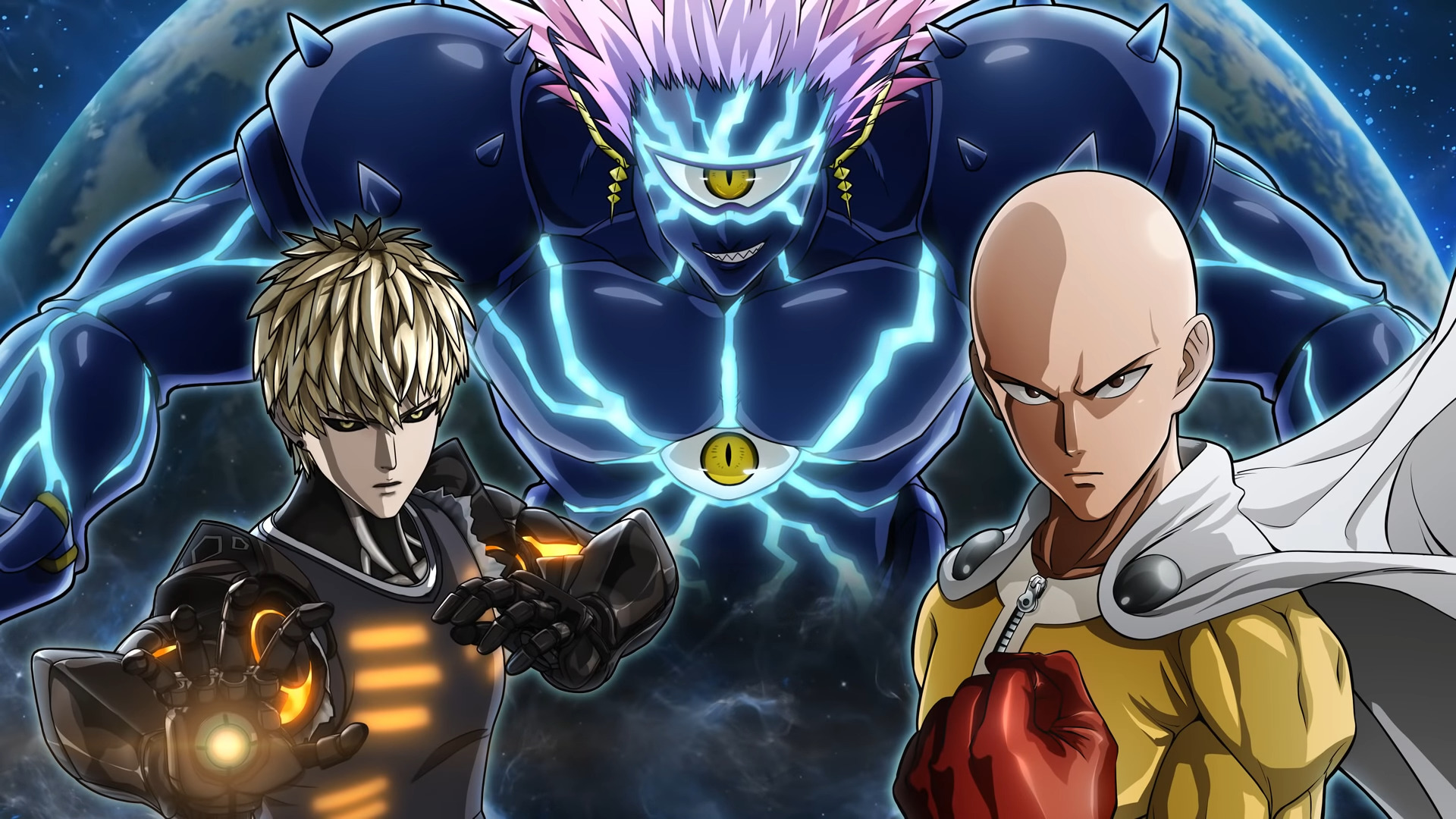 One Punch Man: The Hero Nobody Knows