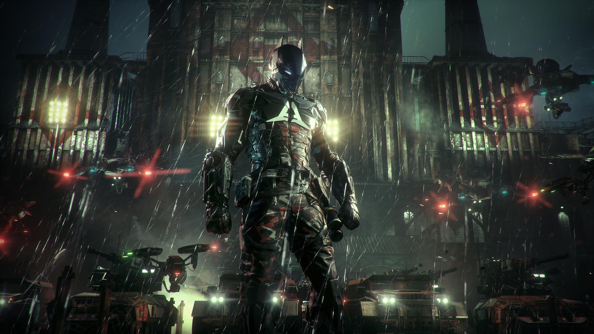 Rocksteady Games, Batman: Arkham Knight