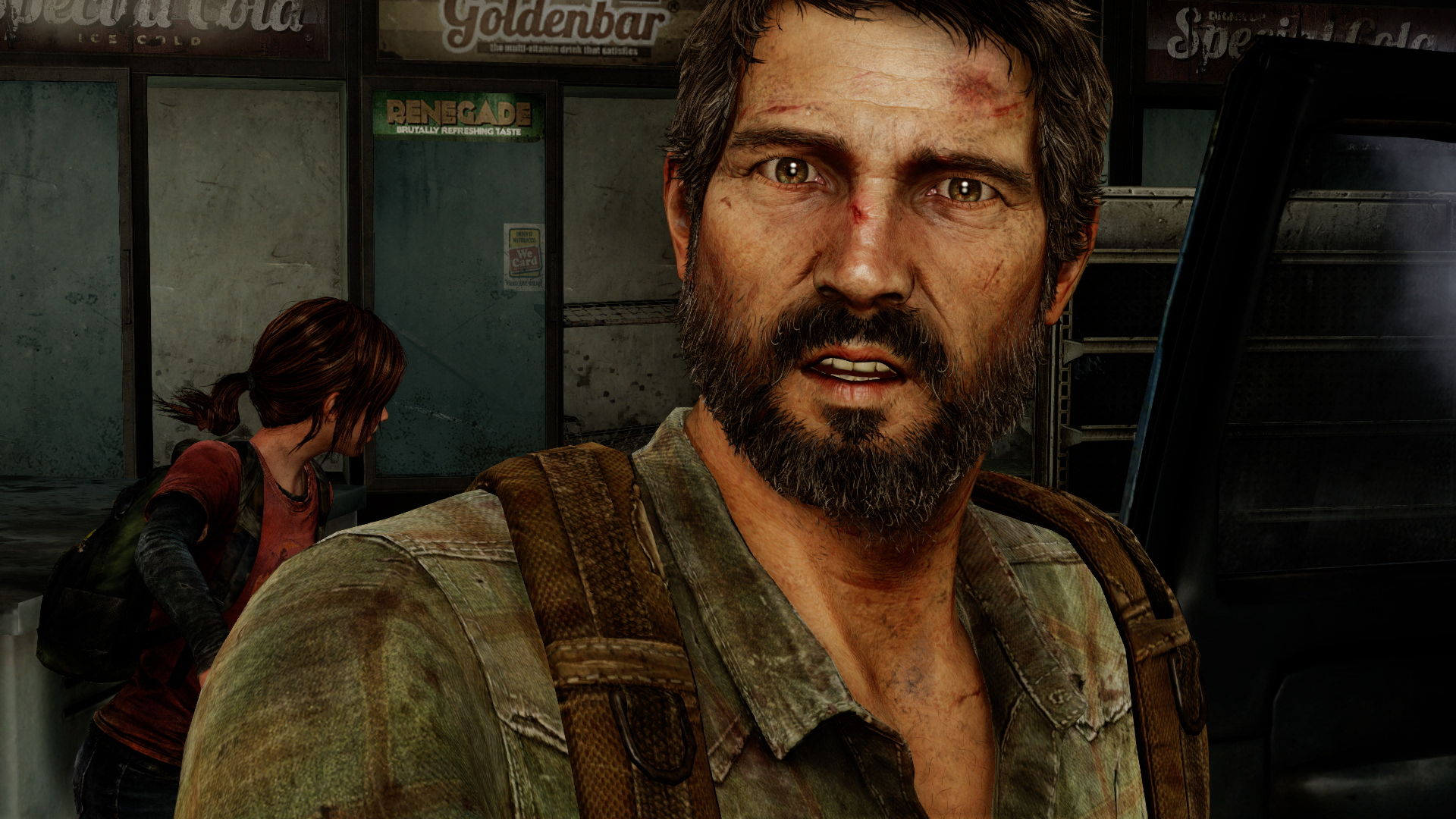 The Last of Us by Naughty Dog