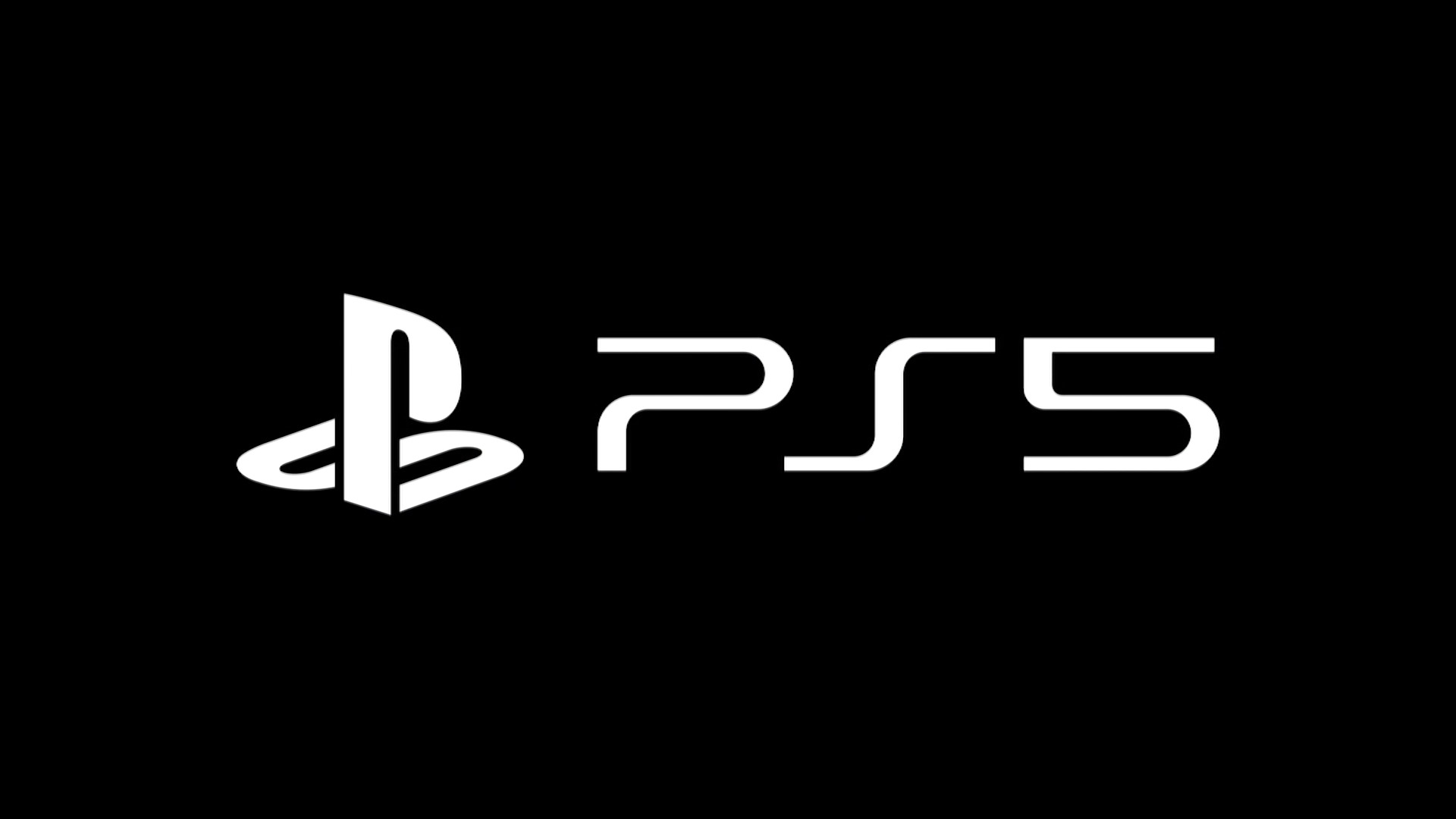 PS5 logo revealed by Sony