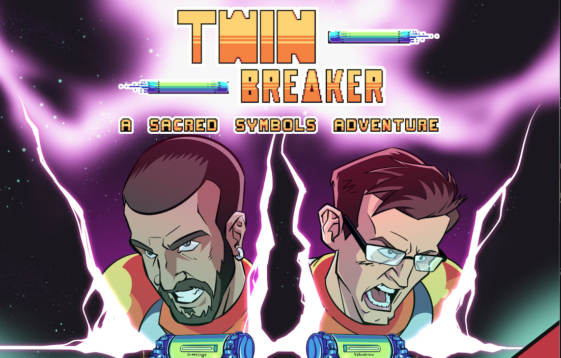 Twin Breaker: A Sacred Symbols Adventure Featured Image