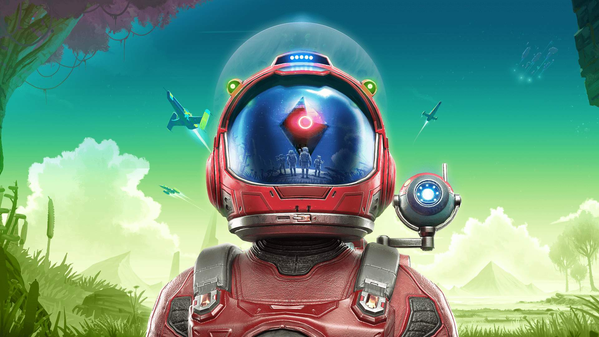 PSVR, No Man's Sky