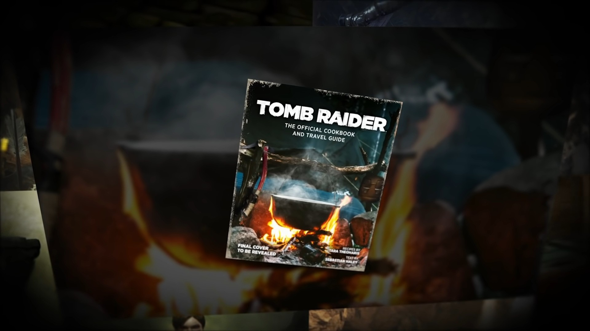 Tomb Raider Cookbook